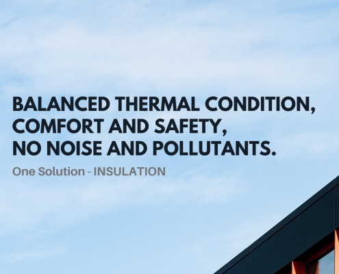 why insulate your home?