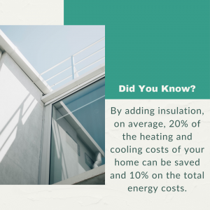 benefits of insulation