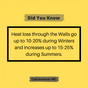 wall insulation benefit