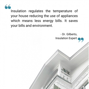 why insulating your home is important